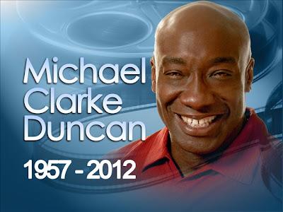 Michael Clarke Duncan Dies