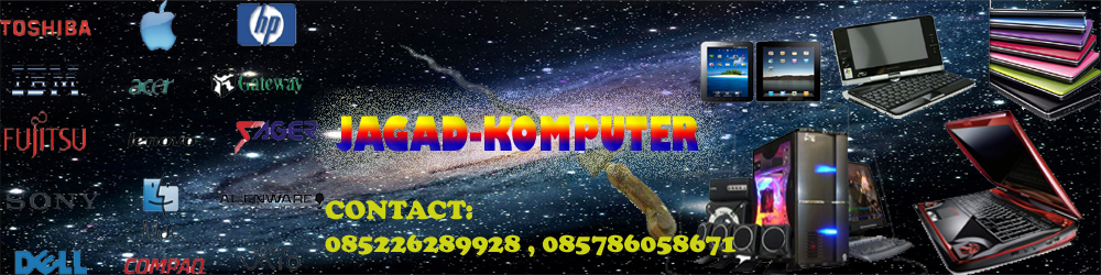 JAGAD KOMPUTER (JUAL BELI LAPTOP/KOMPUTER SCOND/BEKAS SEMARANG-KUDUS)