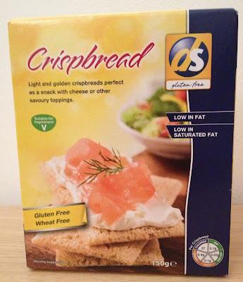 ds gluten free crispbreads