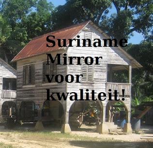 Suriname Mirror, dagelijkse selectie Surinaams, Latijns-Amerikaans en Caribisch nieuws: