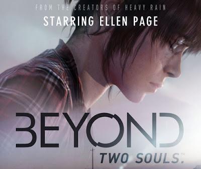Beyond Two Souls Ellen Page art 1
