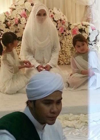 Gambar Majlis Pernikahan Adam AF Dan Fiza Elite