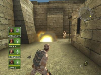 Conflict Desert Storm 1 Screen