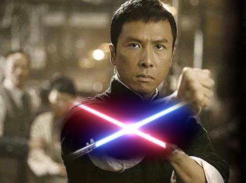 Donnie Yen Star Wars Episode VIII Jedi Masters