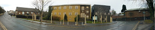 Rainham Police Station Demolition - redevelopment to flats