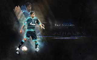 Raul Gonzalez Schalke 04 Wallpaper 2011 6