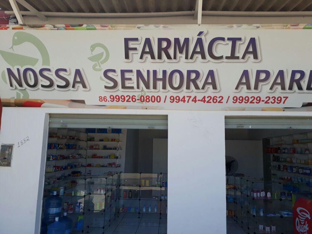 CHEGOU PRA INOVAR!!!. FARMÁCIA NOSSA SENHORA APARECIDA.  COMPROMISSO COM A SAÚDE!