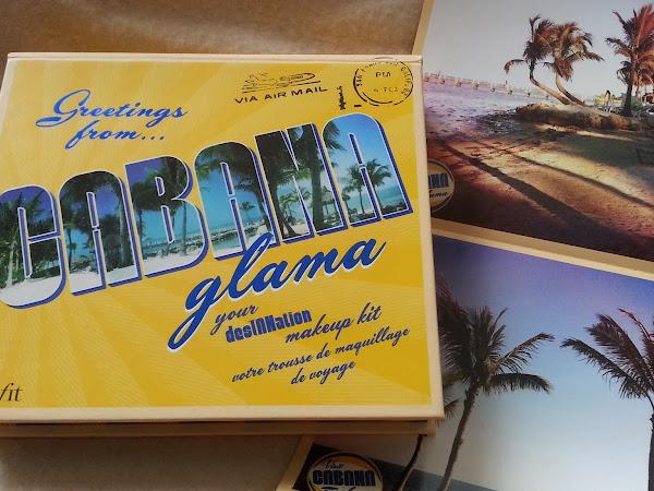 C'est déjà l'été avec Cabana Glama (Benefit) !