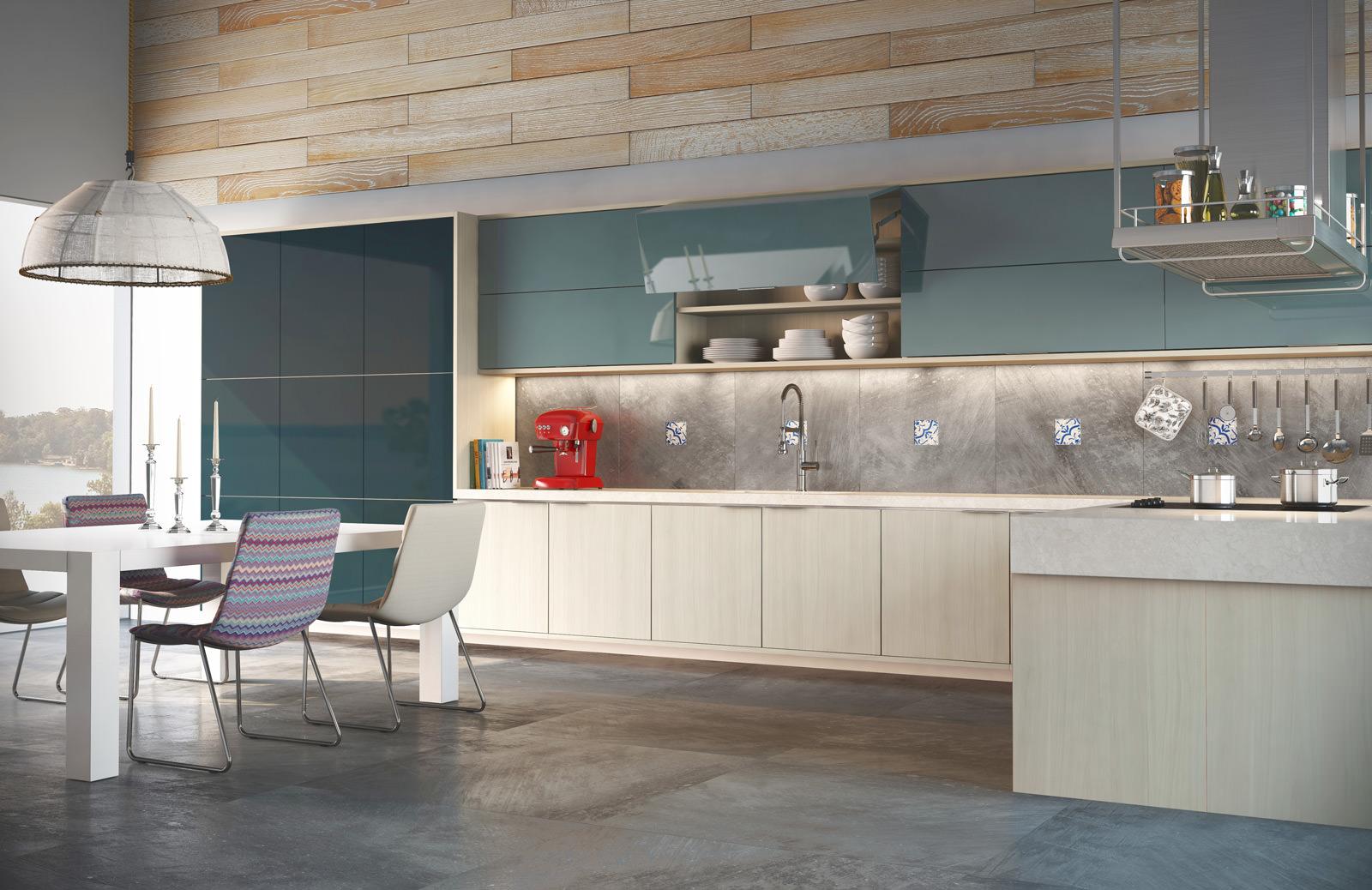 Cozinhas planejadas: Cozinhas planejadas Todeschini #604E43 1600 1038