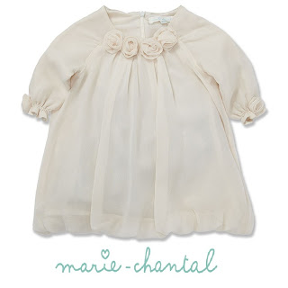 Rose Blouson Dress - MARIE CHANTAL