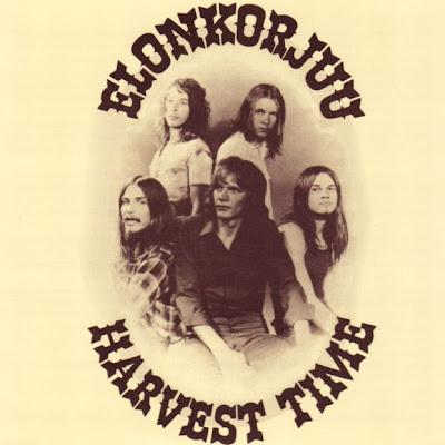 Elonkorjuu - Harvest Time 1972 (Finland, Heavy Prog)