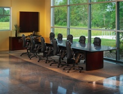 Large Modern Conference Table
