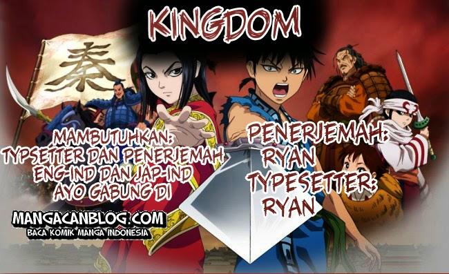 Dilarang COPAS - situs resmi www.mangacanblog.com - Komik kingdom 302 - tekad untuk tidak kembali 303 Indonesia kingdom 302 - tekad untuk tidak kembali Terbaru |Baca Manga Komik Indonesia|Mangacan
