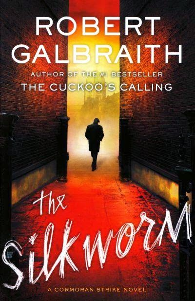 The Silkworm by Robert Galbraith (J.K. Rowling)