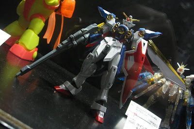 EXPO2014:HGACウイング チタニウムフィニッシュ(HGAC Wing Gundam / Titanium Finish)