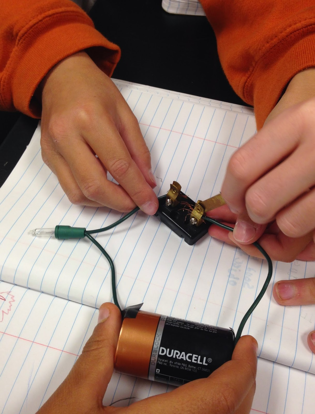The 4th Grade May Niacs Electrical Circuits What Are Parts Of A Circuit After They Finished We Discussed An Needs To Be Complete It Must Have Power Source Conductor Something That