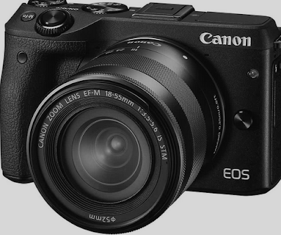 Harga dan Spesifikasi kamera Canon Eos M3