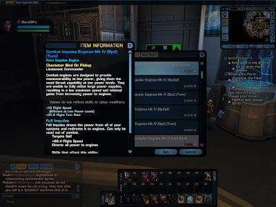 Star Trek Online - Combat Impulse Engine