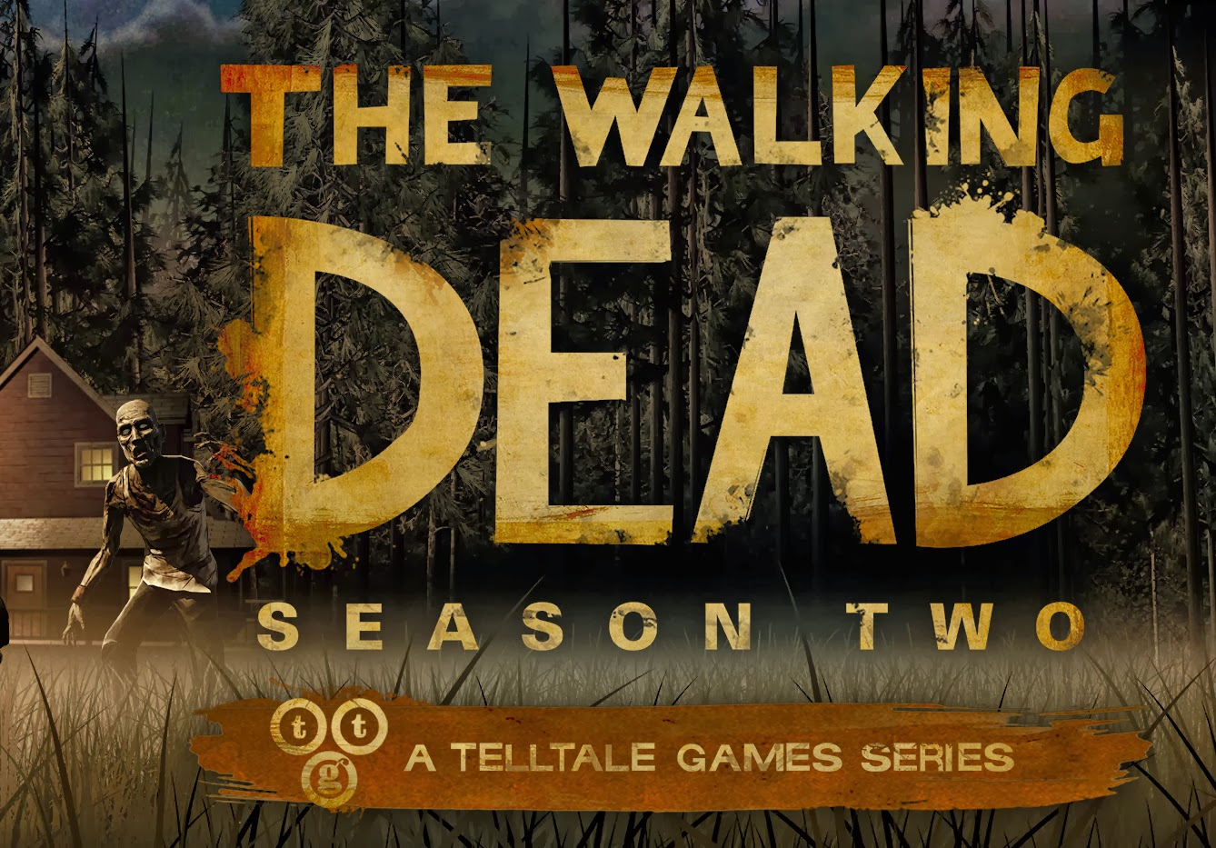 The Walking Dead: Season Two - First Look - Zombie of the Week