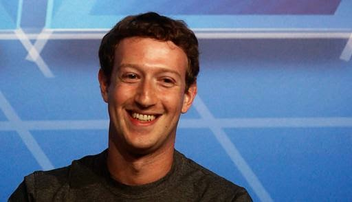 Pendiri Facebook, Mark Zuckerberg