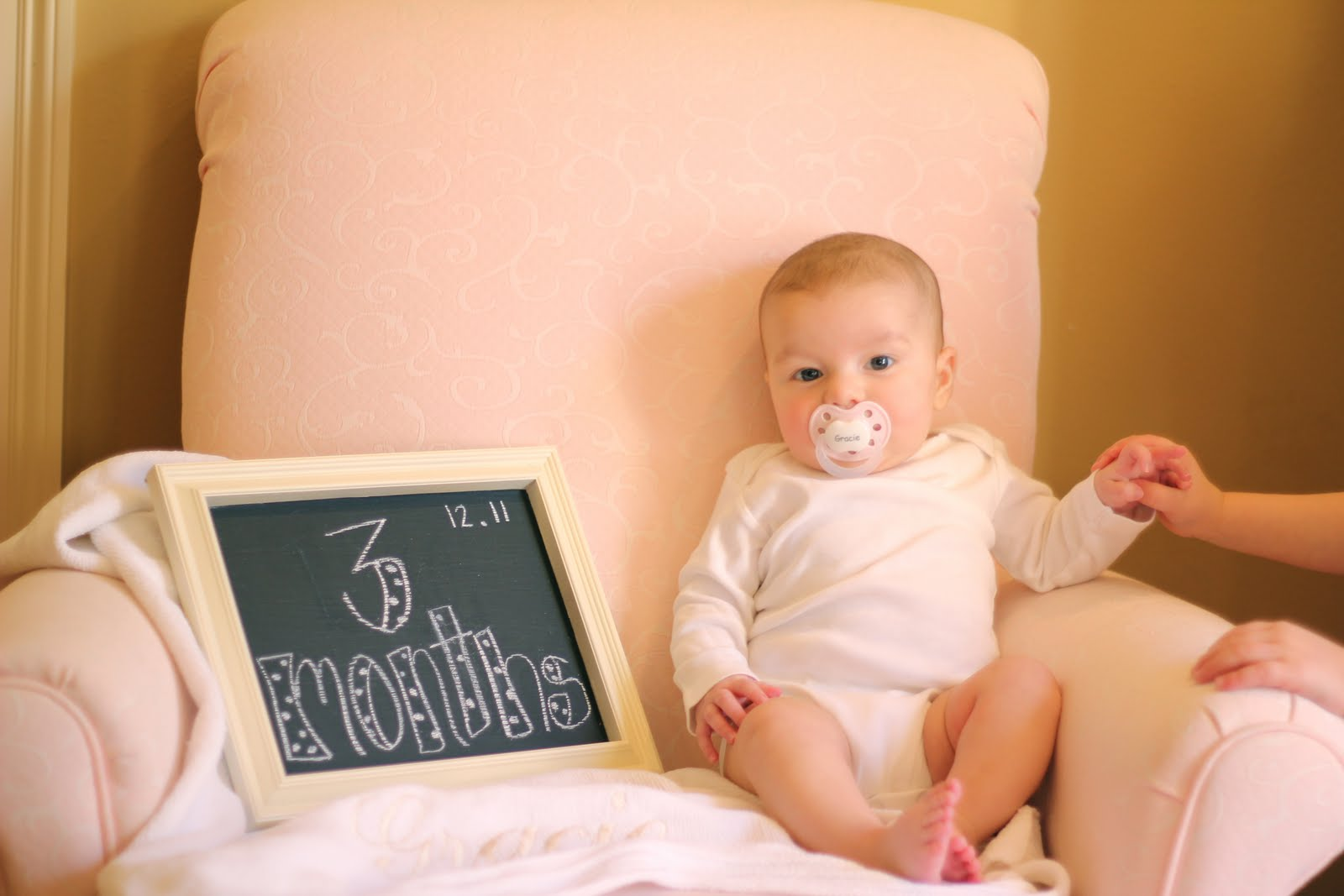 Simply Living Gracie Month To Month Month 3