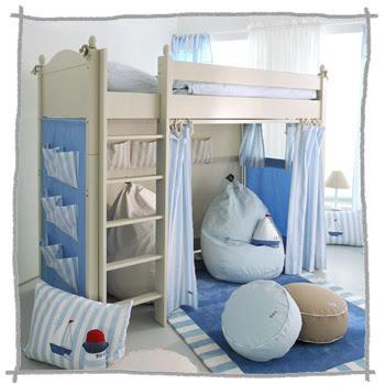 Muebles de dormitorio para ni os que siempre nos gustar n - Muebles de dormitorio de ninos ...