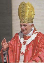 Sumo Pontífice, Papa Bento XVI