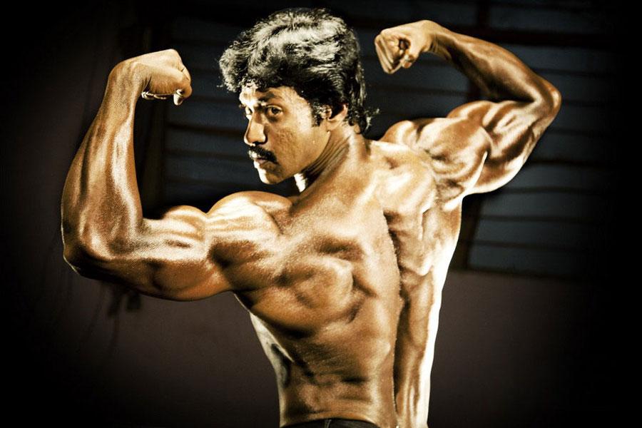 Latest Movie Masala Sunil Six Pack Photo Shoot Photos