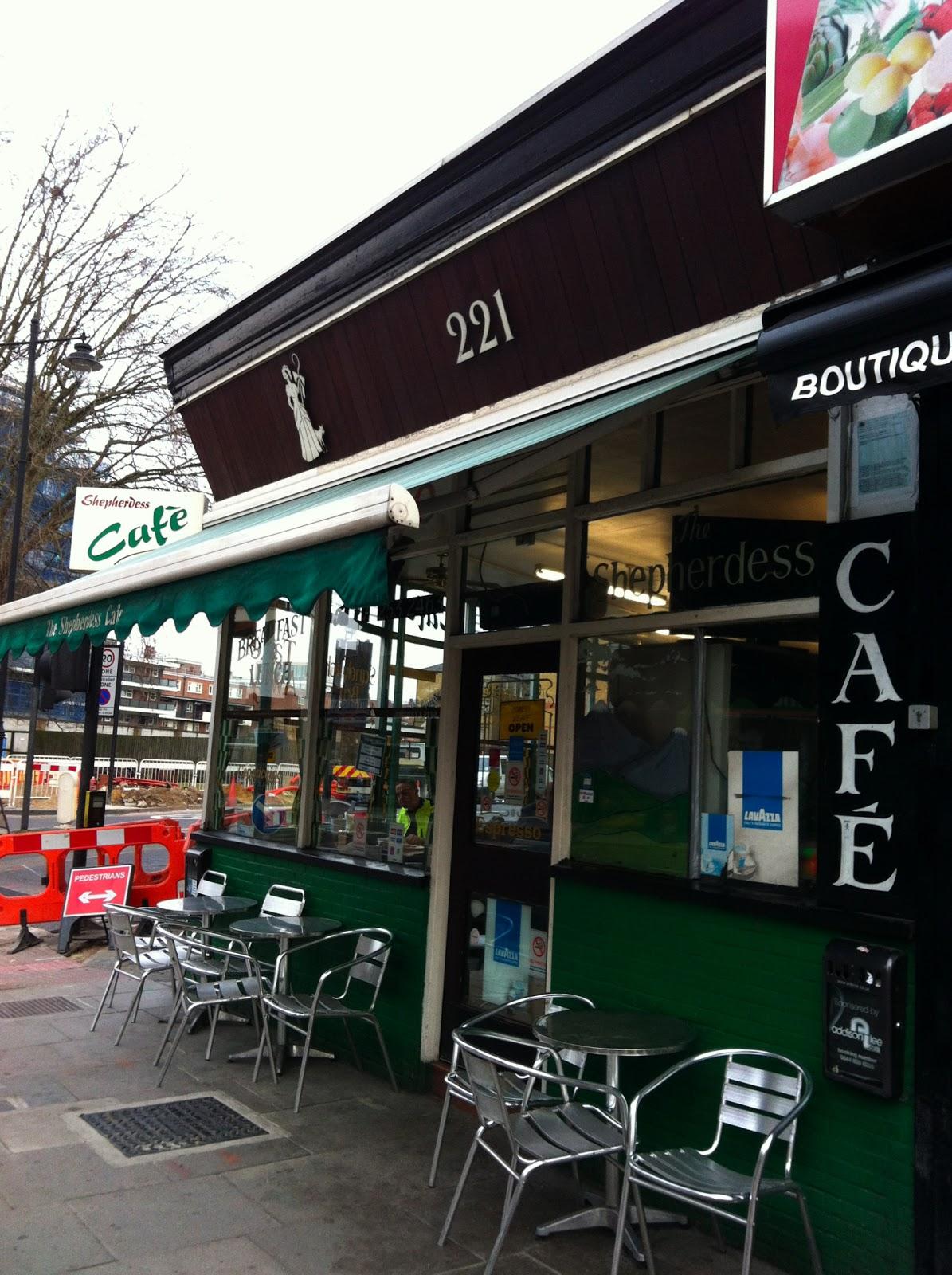 Fry Up Inspector Street Cafe