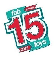 Kmart Fab 15 logo