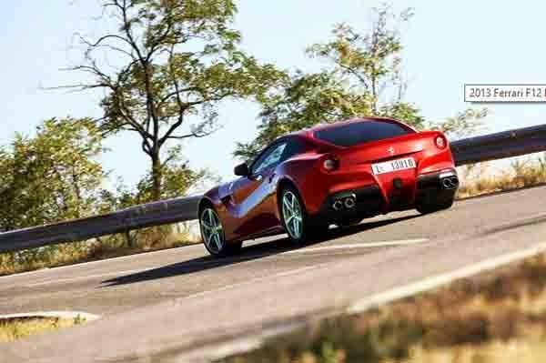 2015 Ferrari F12 Berlinetta Spyder Price