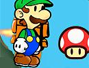 Flying Luigi