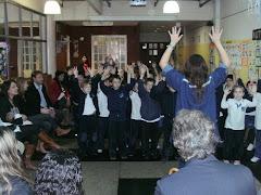 2º - Clase abierta de inglés - 2012