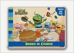 Henry Hugglemonster Daddo in Charge