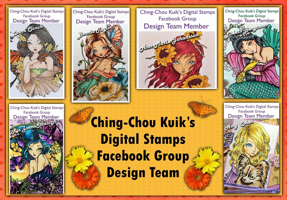 Ching-Chou Kuik's Facebook Team