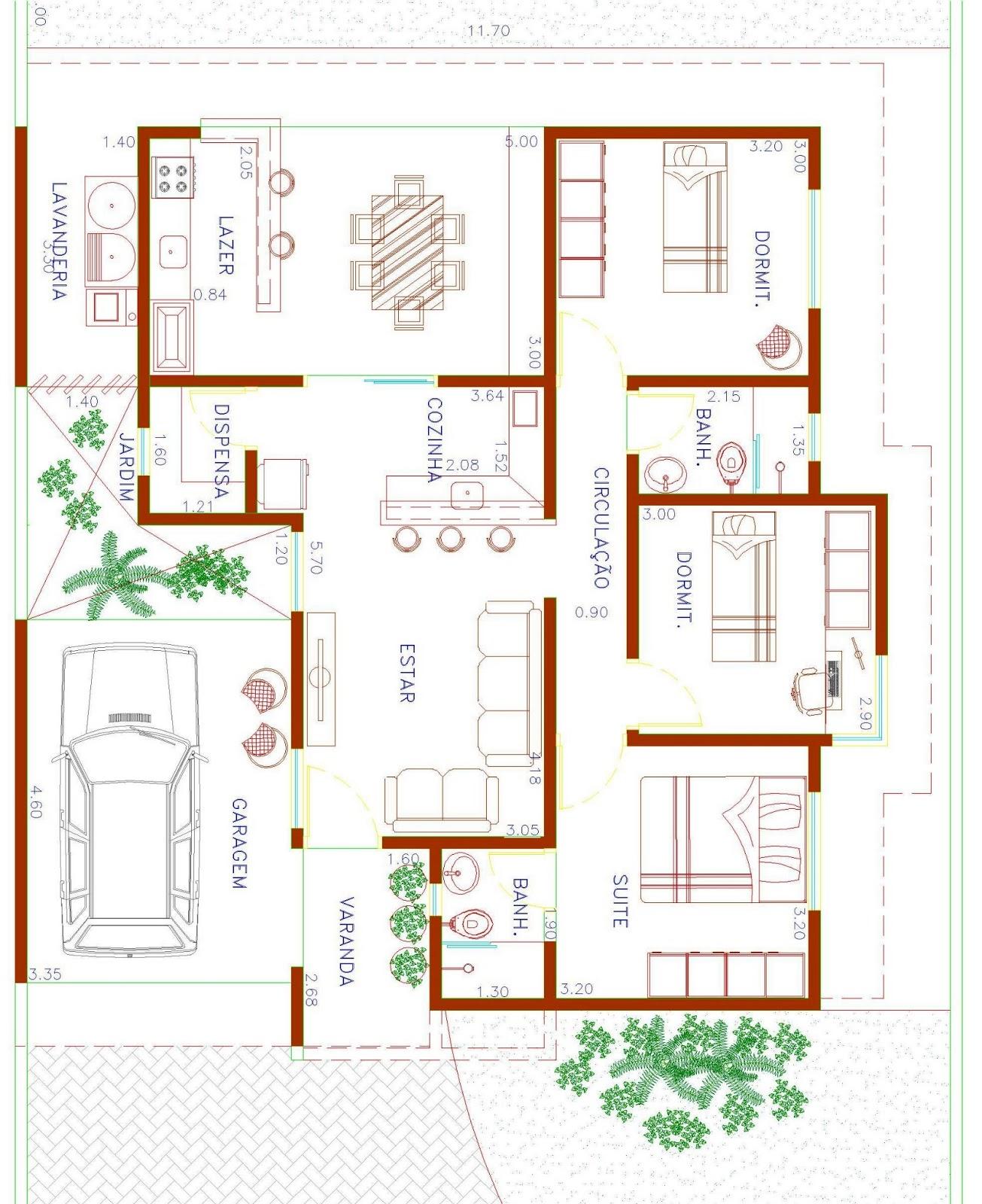 projetos área de lazer e cozinha quase integradas e lavanderia #972902 1305 1600
