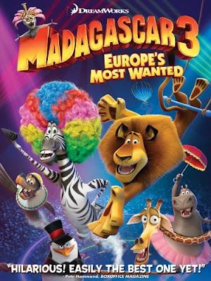Filme Poster Madagascar 3 - Os Procurados DVDRip XviD & RMVB Legendado