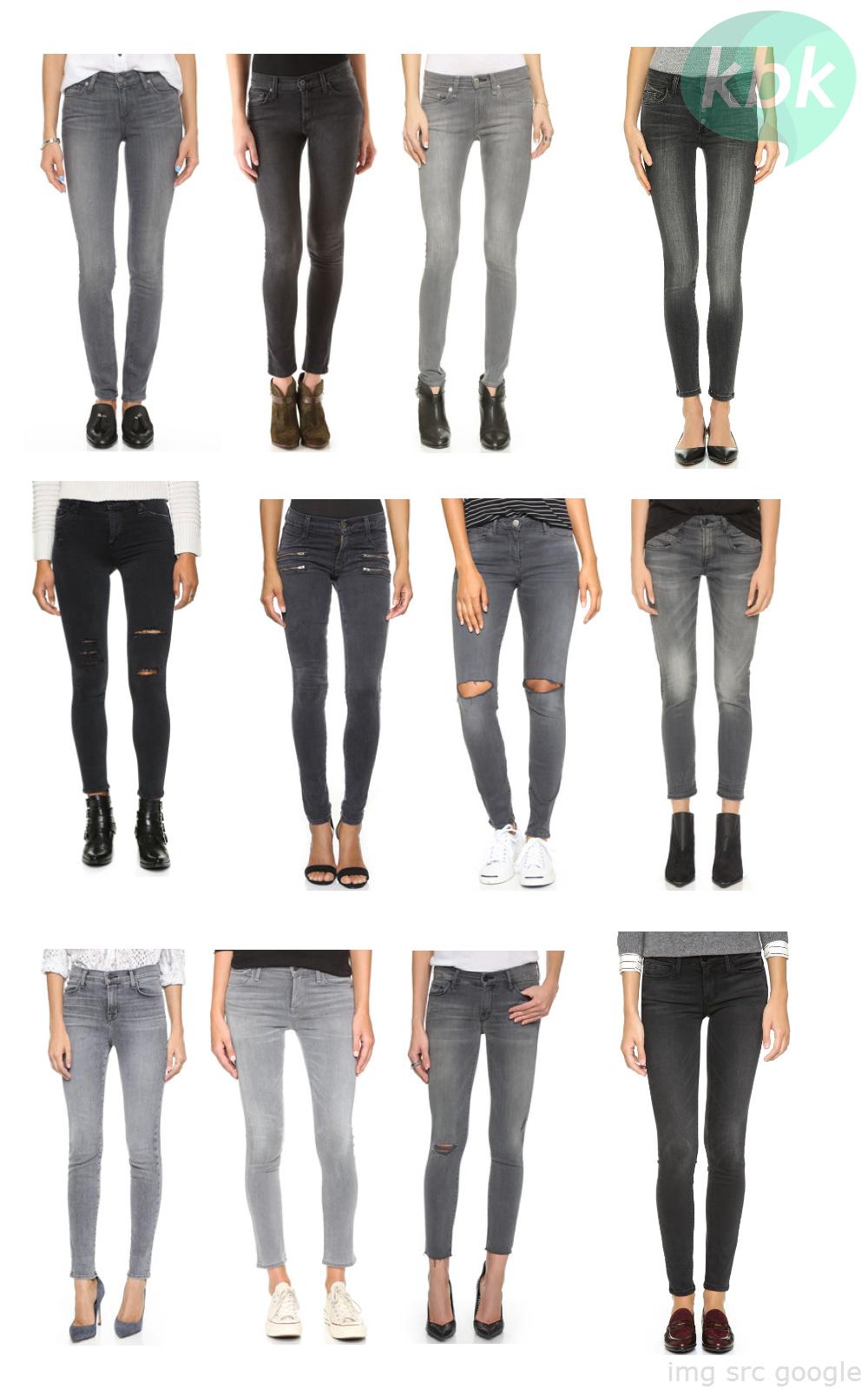 12 Celana Jeans Panjang Wanita Terbaru