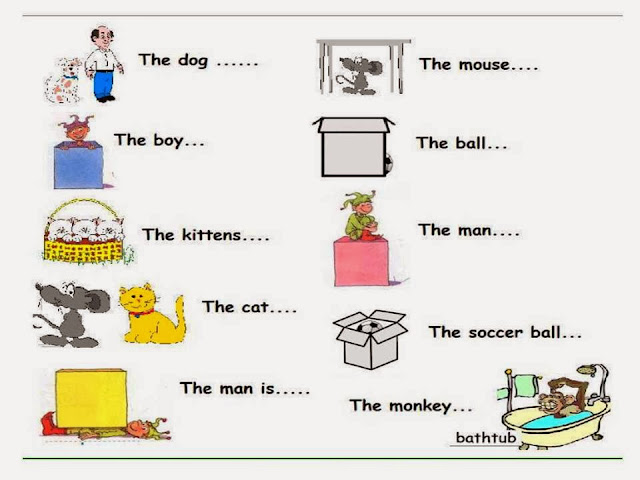 Image Prepositions Of Place Exercise Download
