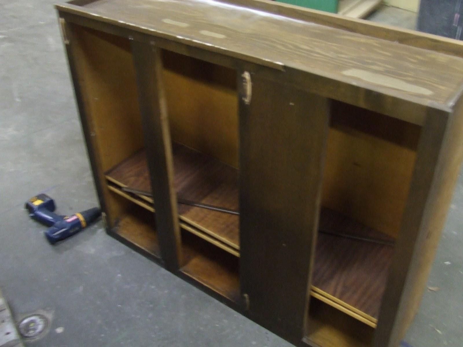 Somethin 39 salvaged restore sink cabinet and kitchen cabinet for Restore kitchen