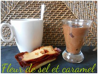 Mousse au chocolat Julien Andrieu
