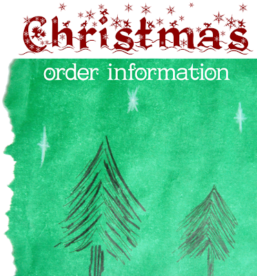 WildCat Designs Christmas orders