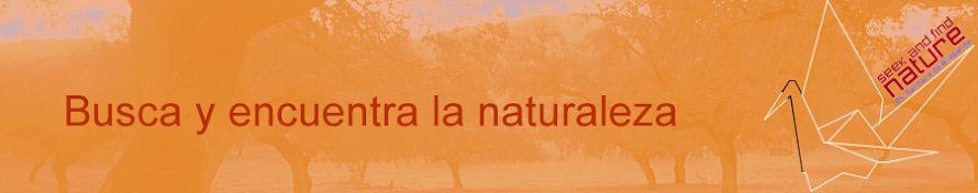Busca y encuentra la Naturaleza