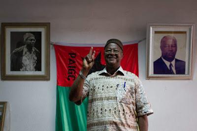 Guiné-Bissau: PAIGC sem medo e pronto para segunda volta - porta-voz