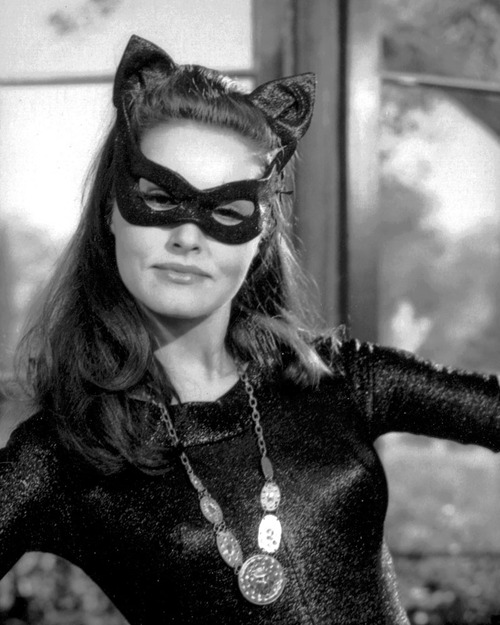 vintage catwoman meriwether