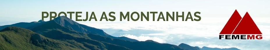 FEMEMG - Federação de Montanhismo e Escalada de Minas Gerais