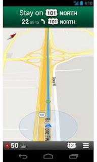 Google Maps Android Haziran 2013