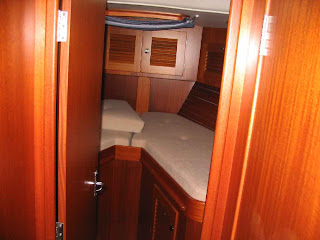 SV Litha: Forward Cabin