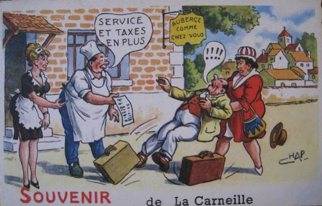 La note pour les Carneillais !!!