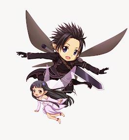 Sword Art Online 唯ちゃん Kirito